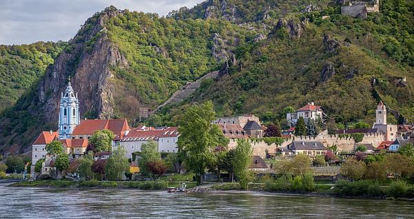 Duernstein abbey