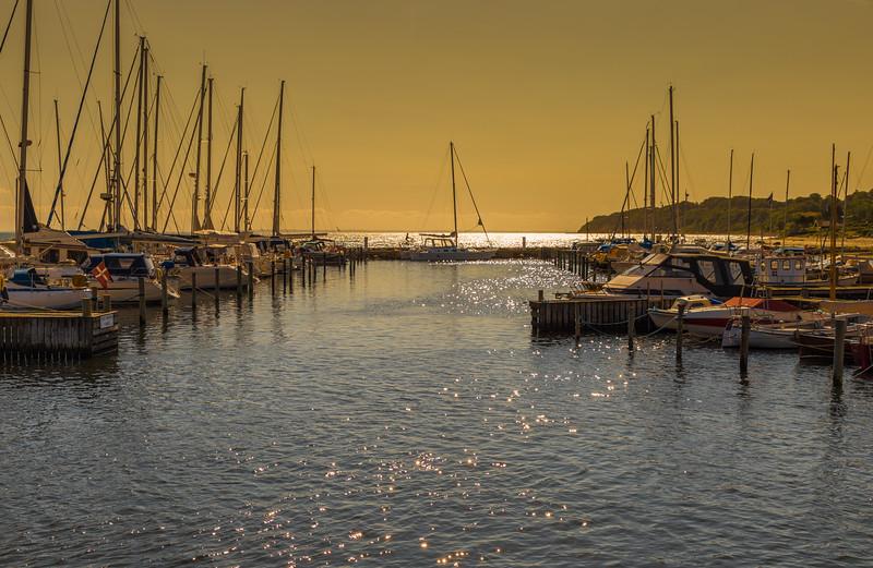 Gilleleje harbor