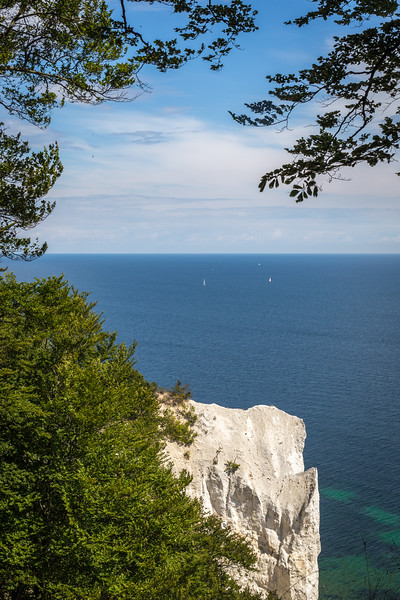 Chalk cliffs of Møn, DK