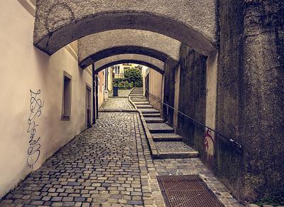 Alleyway in Passau