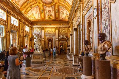 Rome - Borghese Galleria & Gardens - 2017