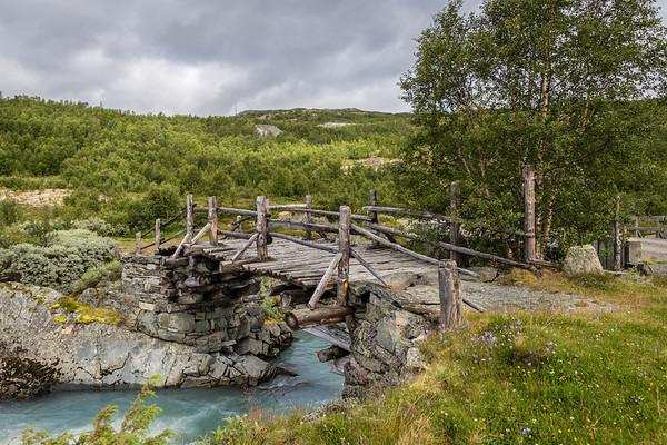 Bridge on Leirdalsvegen