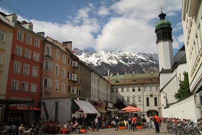 Downtown Innsbroke Austria