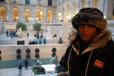 The Louve - Paris France
