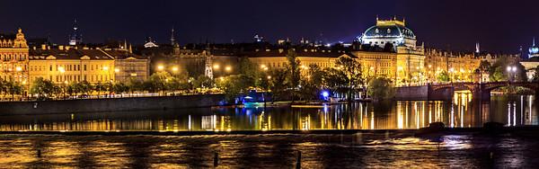 Prague 2017 - After Dark