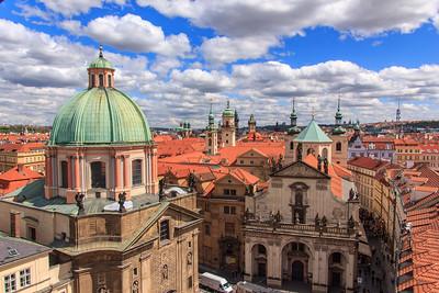 Prague 2017 - Architecture & Sights Around Town