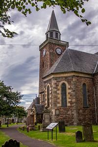 An Inverness church