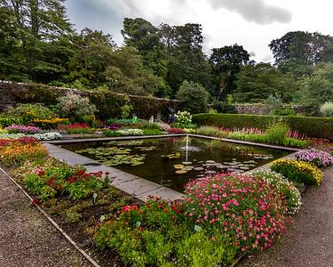 Dunvegan Castle's Walled Garden