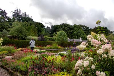 Dunvegan Castle Garden