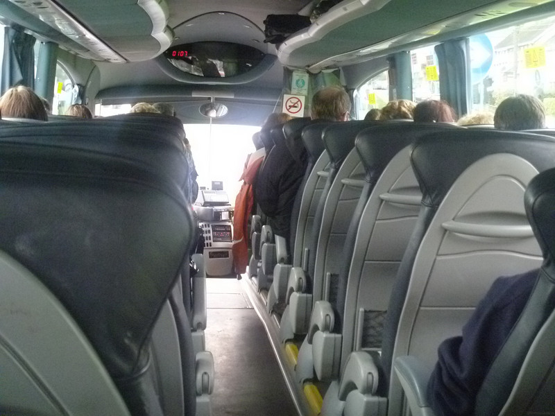 501 bus from Limerick to Killarney