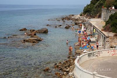 Travel;  Italy;  Tuscany;  Livorno