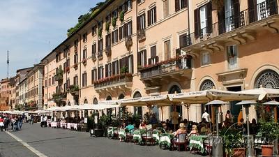 Piazza Navona; Roma; Italy