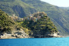 A very nice and picturesque view of Corniglia Village of Cinque Terre.