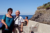 "My wife and I, in corniglia, waiting for our boat.  This ends my Corniglia album. Please proceed to <a href=""http://andresalvador.smugmug.com/gallery/3965399#230424887""><b>Vernazza, Cinque Terre<b></a>"