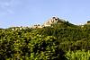 The beautiful rolling terrain of Tuscany.