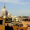 This was taken at Via Boca De Leone level way above the Spanish Steps.