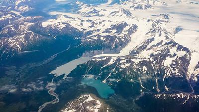 Twentymile Glacier