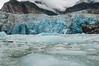 Ice at Sawyer Glacier