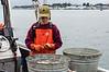 Preparing Fishing Bait