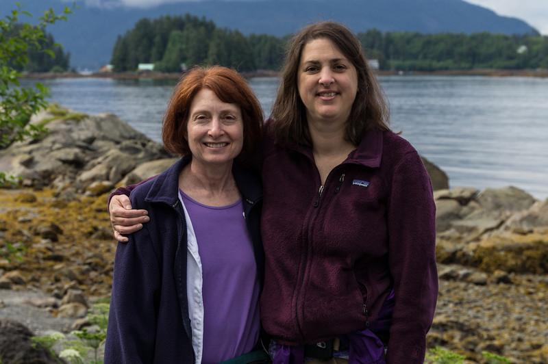 Karen and Daphne