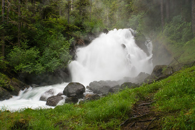 Cascade Creek Waterfall