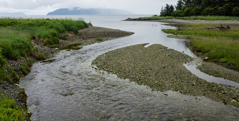 Mouth of Fox Creek