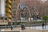 """Manam"" a sculpture outside the Guggenheim museum in Bilbao. (Dec 10, 2007, 10:47am)"