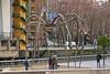 """""""Manam"""" a sculpture outside the Guggenheim museum in Bilbao. (Dec 10, 2007, 10:47am)"""