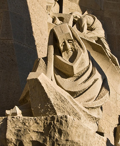 Relief on the back side of the Sagrada Família  in Barcelona. (Dec 12, 2007, 03:21pm)