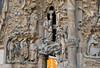 Sagrada Família, Nativity façade. (Dec 12, 2007, 02:57pm)