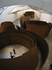 Matter of Time exhibit inside the Guggenheim in Bilbao. (Dec 10, 2007, 09:36am)