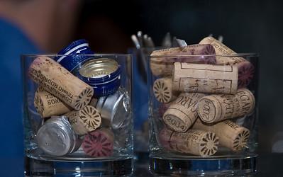 Corks in a glass. (Dec 10, 2007, 08:13pm)