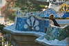 Close up of the seating area in the center of Park Güell. (Dec 14, 2007, 10:21am)