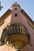 Balcony on Gaudi's house in Park Güell in Barcelona. (Dec 14, 2007, 10:08am)