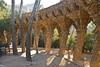 Bottom side of walkway at Park Güell in Barcelona. (Dec 14, 2007, 09:58am)
