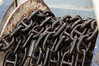 Anchor Chain<br /> A close up of the anchor chain on the National Geographic Sea Lion.