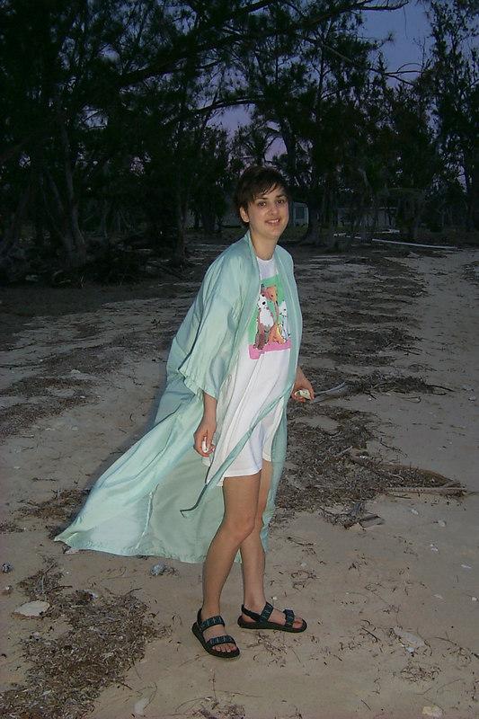 <b>Daphne Early Morning Shell Hunt</b>   (Apr 15, 2000, 06:48am)