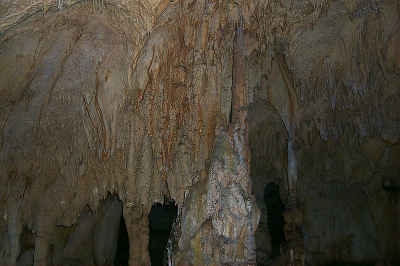 <b>Stalactites in Cave</b>   (Apr 16, 2000, 01:48pm)