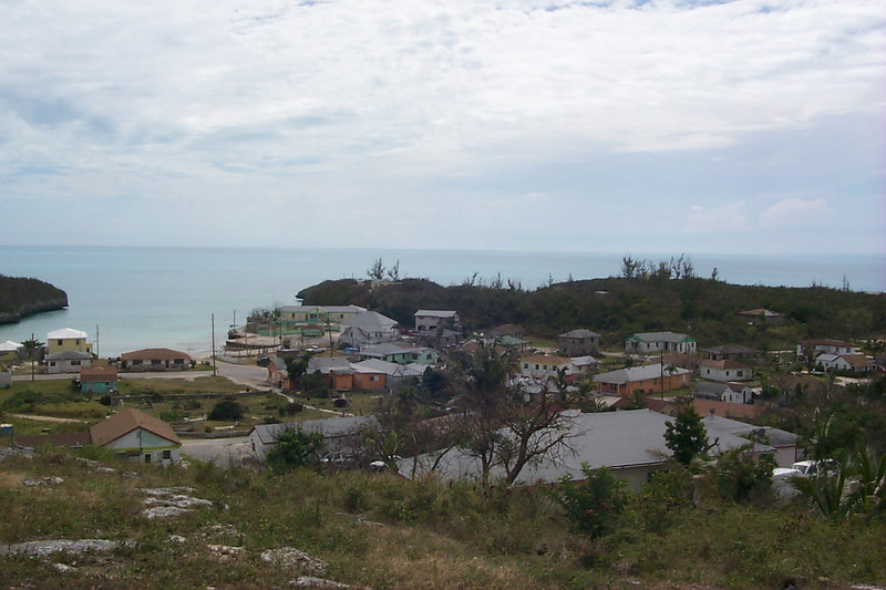 <b>Gregory Town Hill Looking West</b>   (Apr 16, 2000, 03:21pm)