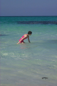 Beth Plays in Surf at Club Med Beach   (Apr 19, 2000, 03:58pm)