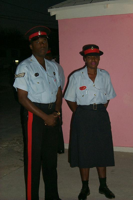 <b>James Cistern Police Officers in Uniform</b>   (Apr 20, 2000, 07:49pm)