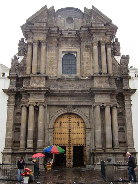 Catedral Metropolitana de Quito