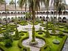 Courtyard at Convento de San Francisco