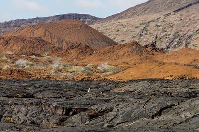 Lava Field Boundary
