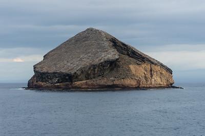 Small Island off Sombero Chino Island
