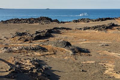 Desolate Landscape of Bartolomé Island