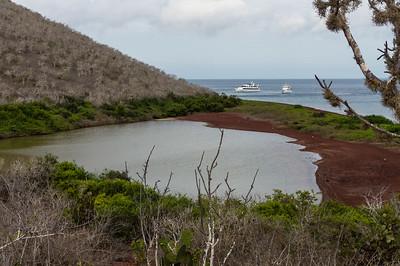 Lagoon at Red Beach