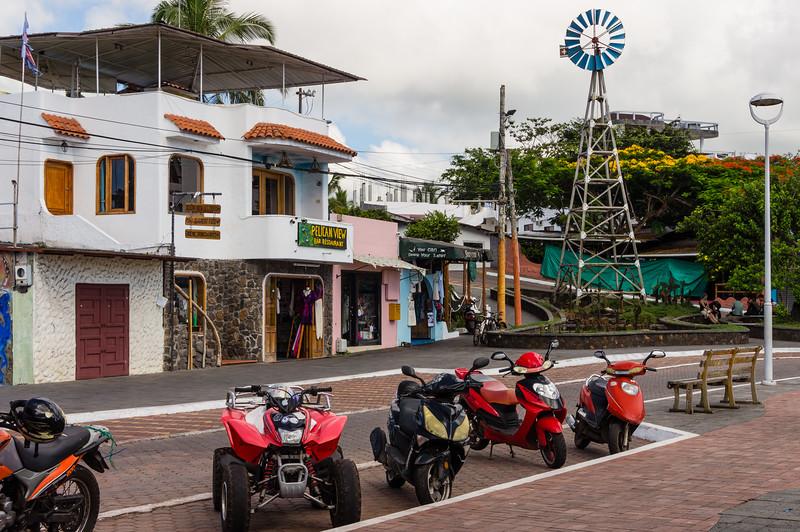 Puerto Ayora Waterfront