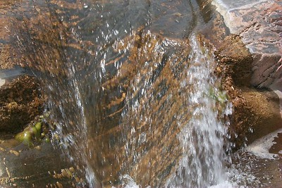 Pattern of Water over Rock   (Jun 01, 1999, 02:39pm)