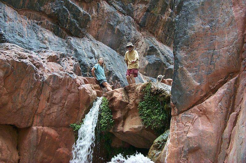 <b>On Top of Falls</b>   (Jun 01, 1999, 02:04pm)